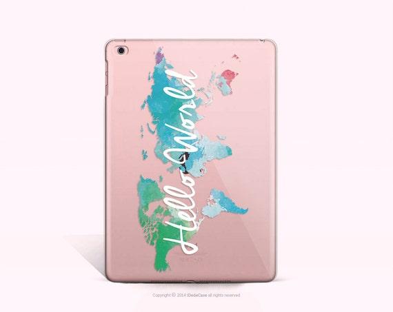 iPad 4 Case Map iPad mini 4 Case Rubber iPad Air 2 Case Floral Gold Rose iPhone Case Rubber iPad Mini 2 Case CLEAR iPad Mini 4 Case