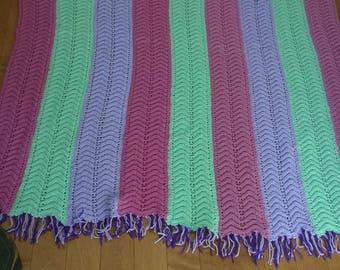 Handmade Afghan -Never used!