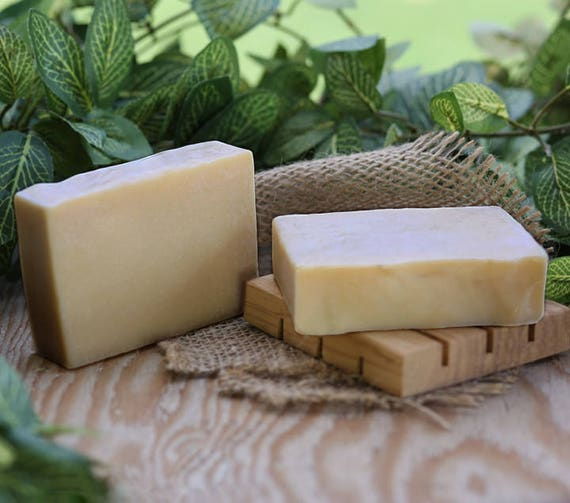 Aloe & Avocado Soap, handmade soap, vegan soap