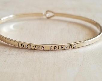 Forever Friends Bangle