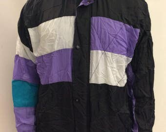Christian Dior Vintage Multicolor Windbreaker