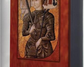 Canvas 24x36; Joan Of Arc