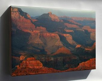 Canvas 16x24; Grand Canyon P4