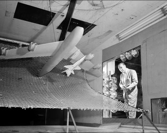 16x24 Poster; Model Of The X-15, Langley Wind Tunnel 1958