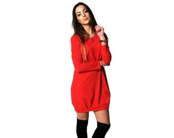 Tunic CASUAL | RED