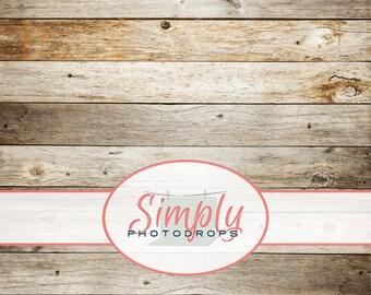 8ft x 8ft CUSTOM, Vinyl Photography Backdrop, BARN WOOD Photography Backdrop // SimplyPhotodrops Premium Vinyl Backdrop