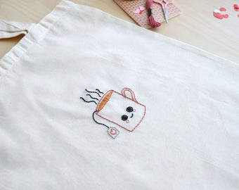 Cute-tea  - Tote Bag