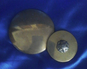 Brass Disc's used on the Horse's Bridel