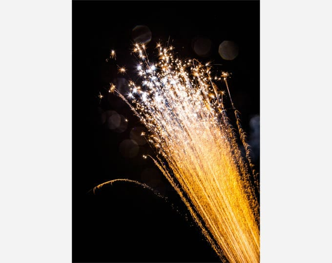 SPARKS WILL FLY | modern fine art photography blank note cards custom books interior wall decor affordable pictures –Rick Graves