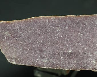 Lepidolite, cut and polished  - Lapidary Mineral Specimen for Sale