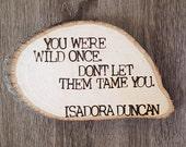 Isadora Duncan, Wall Art