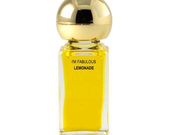 Lemonade Fragrance Oil Organic