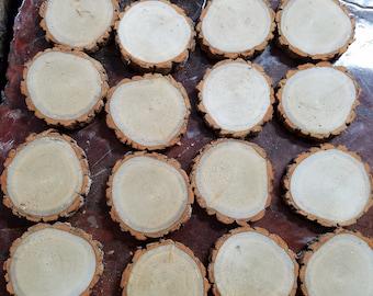 80 - 5 inch sassafras slices