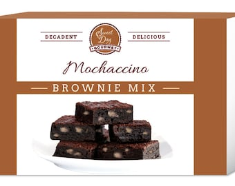 Mochaccino Brownie Mix