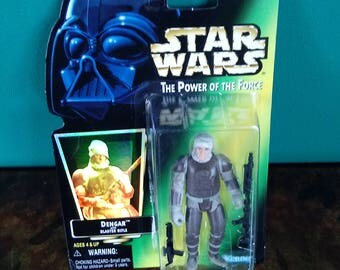 Star Wars Power of the Force Dengar 1990's Kenner