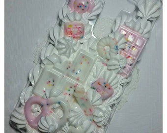 LG v10 Sweets Deco Sweet Lolita Fake Sweets Fairy Kei Decoden Phone Case