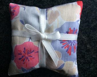 Handmade  Liberty Lavender  Bag