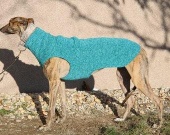 Greyhound clothing, greyhound sweater, greyhound coat,