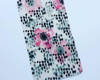 TN/Dori Dashboard Vellum Flower & Dots