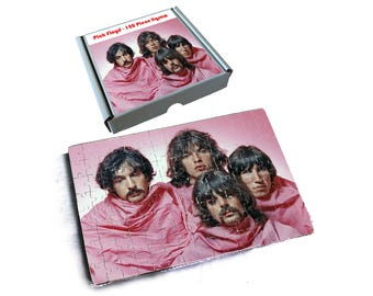 Pink Floyd Jigsaw in Box - 120 Pieces
