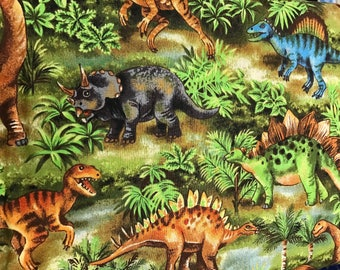 Boys room dinosaur animal Curtain Valance
