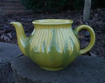 Shawnee Tea Pot Corn Pattern