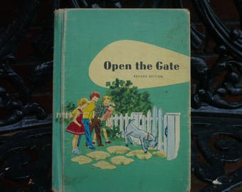 Open The Gate  , The Ginn Basic Reader
