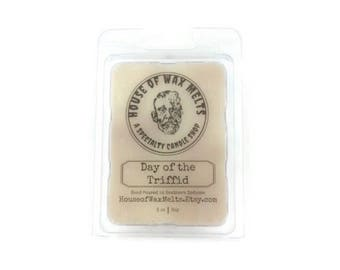 Day of the Triffid - Scented Soy Wax Melts - Dupe - House of Wax Melts