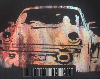 911  #23 t shirt one of a kind, never the same colors