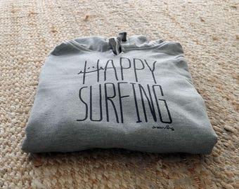 Sweatshirts for boys HAPPY SURFING