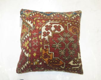 Turkoman Rug Pillow