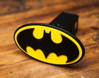 The Batman Chronicles - Trailer Hitch Cover