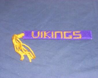Minnesota Vikings  Bookmark