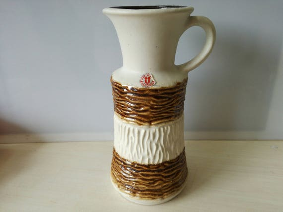140 West Germany vase Ü-Keramik (Uebelacker) 1808-20