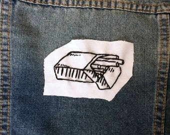 Pack o' Smokes patch