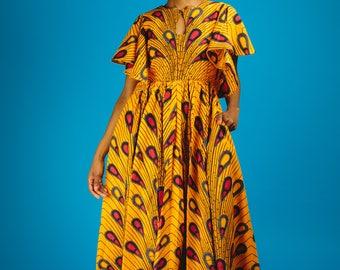 JESSE maxi dress