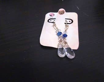 Tangle Wire Wrapping Earrings