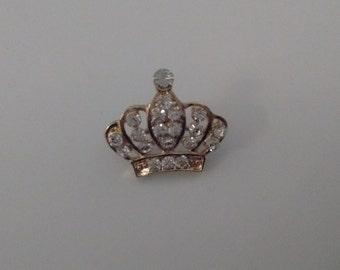 Pretty Little Crown Pin...