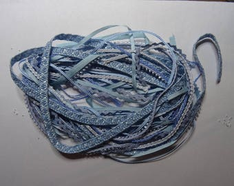 Collect Ribbon pouch, strap and cord