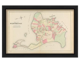 0380-Map of Winthrop 1874