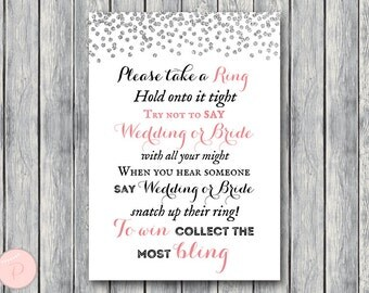 Wedding Shower Bingo Cards Printable Coed Bridal Shower