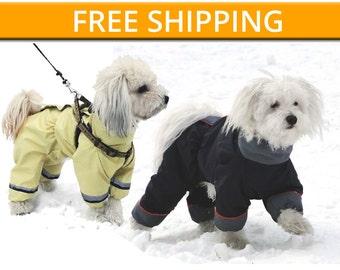 Dog winter 4leg Suit FIGARO