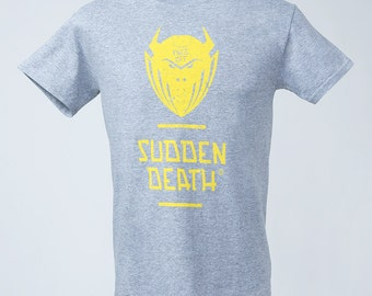Sudden death T-Shirt grey