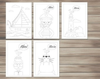 Malbuch Kinder, Coloring pages for kids, Kids coloring pages, Kids coloring book page, Coloring sheets for kids, Kids coloring sheets