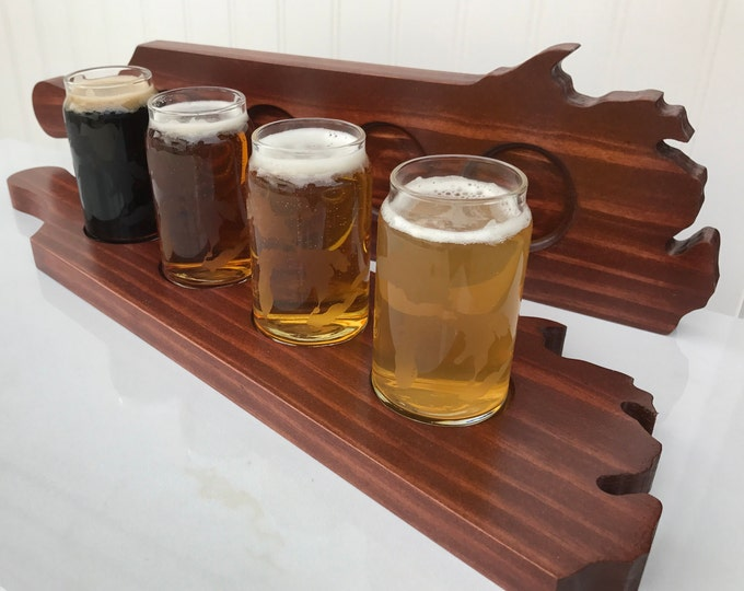 Michigan Beer Flight