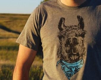 Gary the Llama Men's T-Shirt