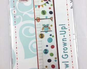 Owl Grown Up Pattern By Cherry Blossom Quilting Studio