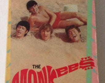 Vintage 1986 Release Here Come The Monkees I Was a Teenage Monster 1960's TV Series Episodes VHS Tape Pop Music Band