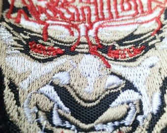 Kreator , vintage patch incredible embroidered patch, rare for true lovers of thrash metal !!