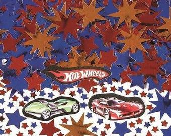 Hot Wheels ''Speed City'' Confetti Mix